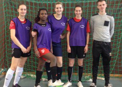 Futsal cadettes