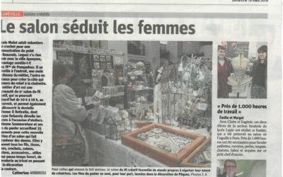 Salon du fil créatif de Lunéville