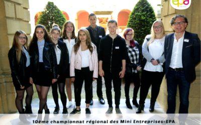 Championnat Régional des Mini entreprises