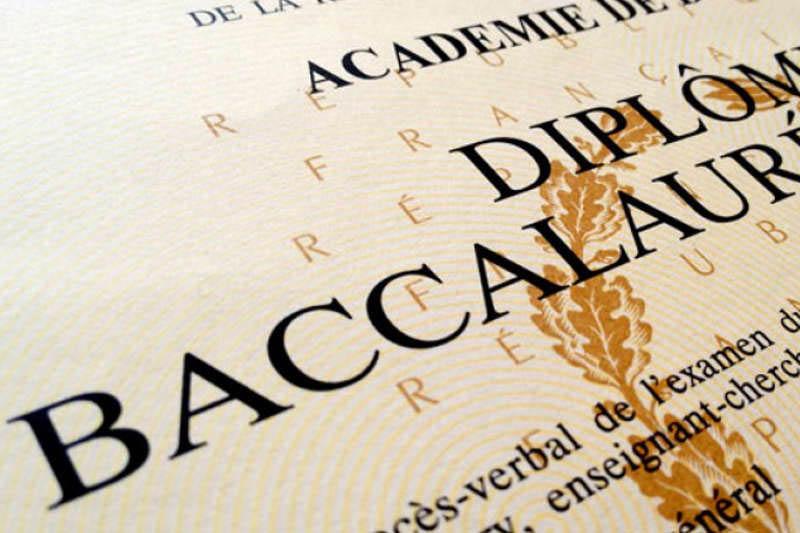 Remise de diplôme du baccalauréat professionnel